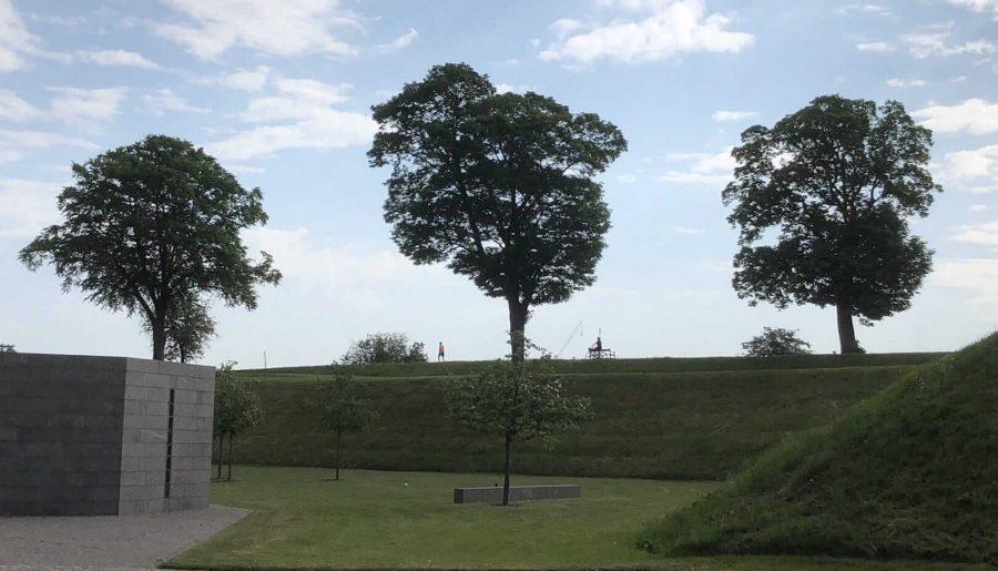 卡斯特雷特城堡内景