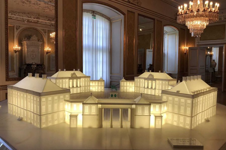 阿美姆林宫模型