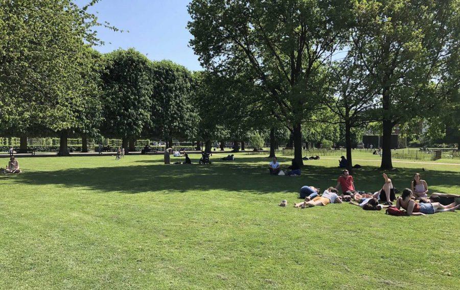 罗森堡花园