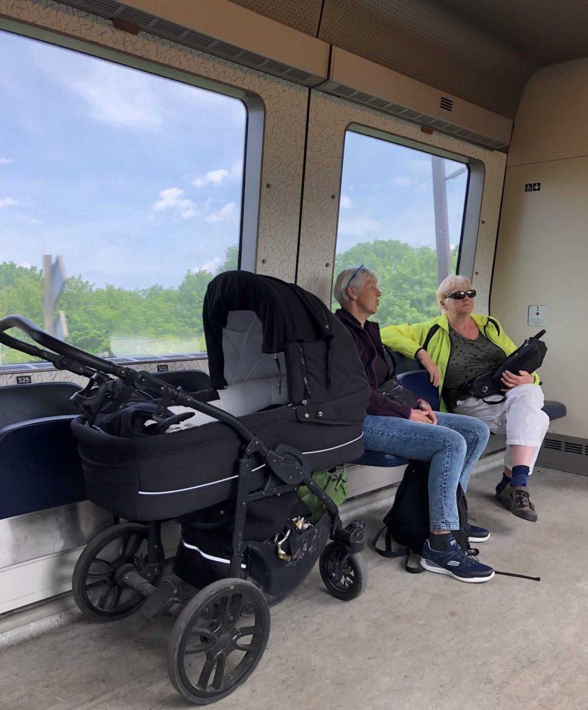 前往赫尔辛格的火车