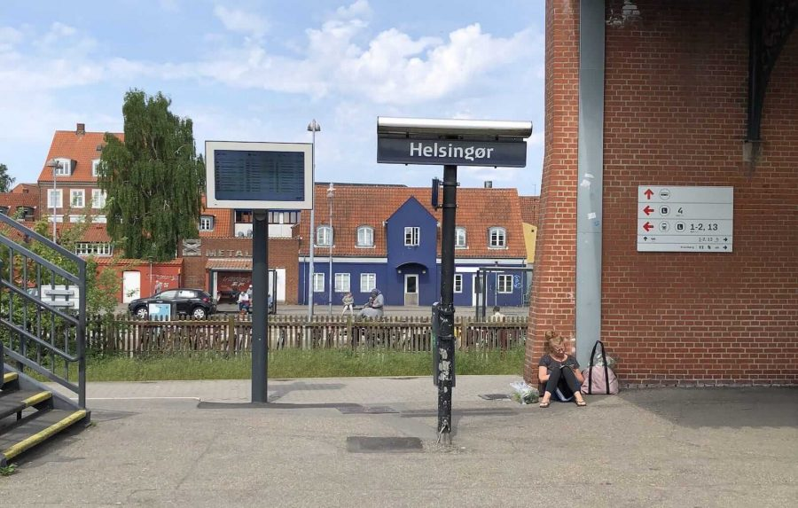 赫尔辛格车站