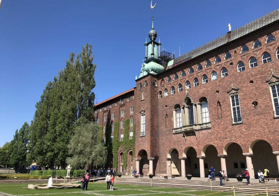 瑞典市政厅