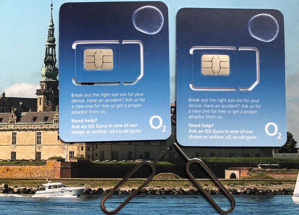 SIM卡照片