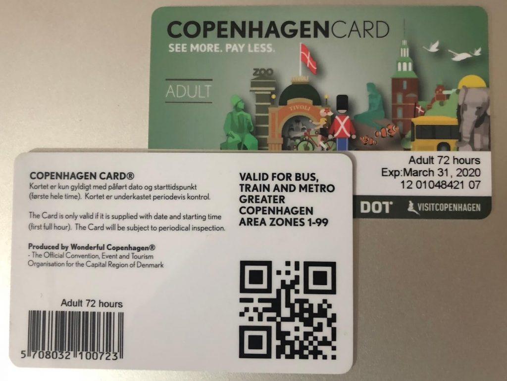 哥本哈根卡