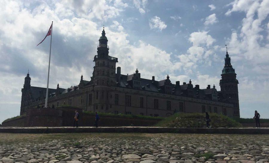 克伦堡外观