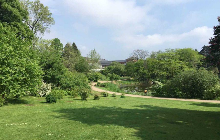 哥本哈根大学植物园